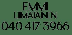 Emmi Liimatainen  0404173966